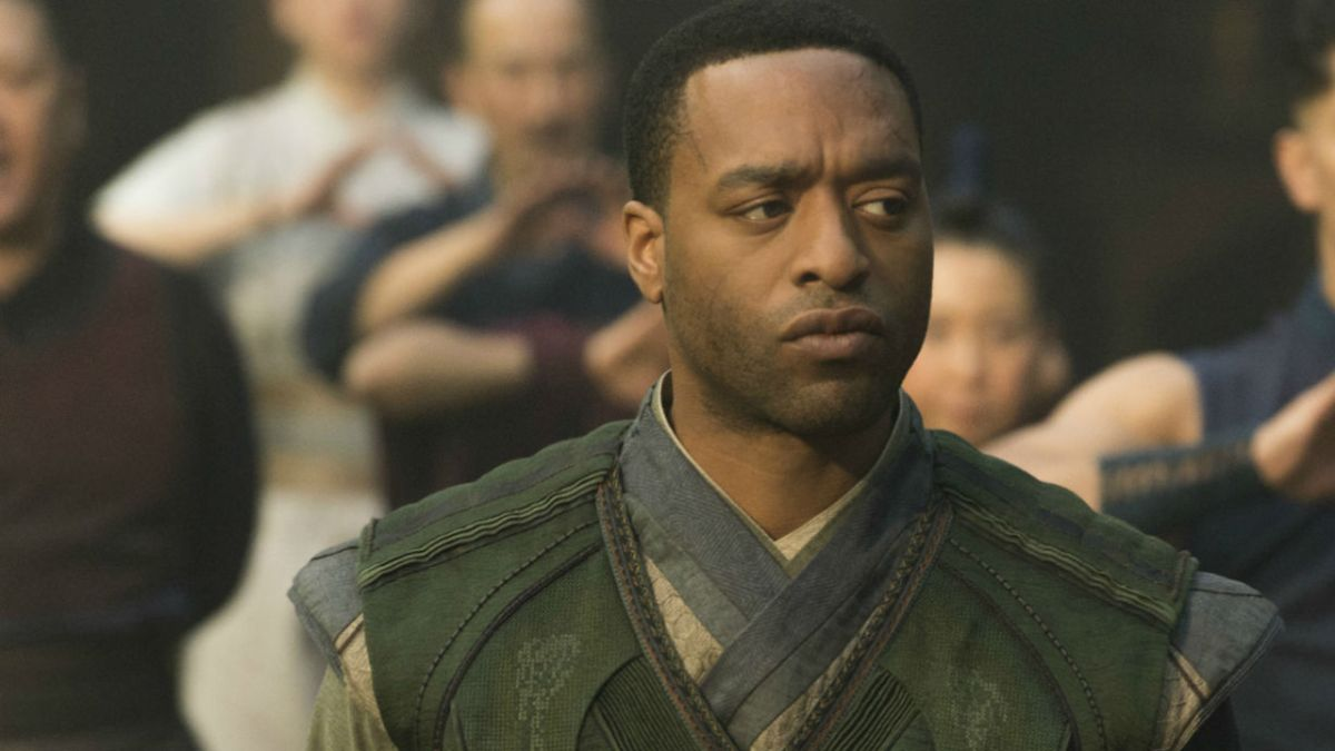 Chiwetel Ejiofor confirms his return as Karl Mordo in Doctor ...