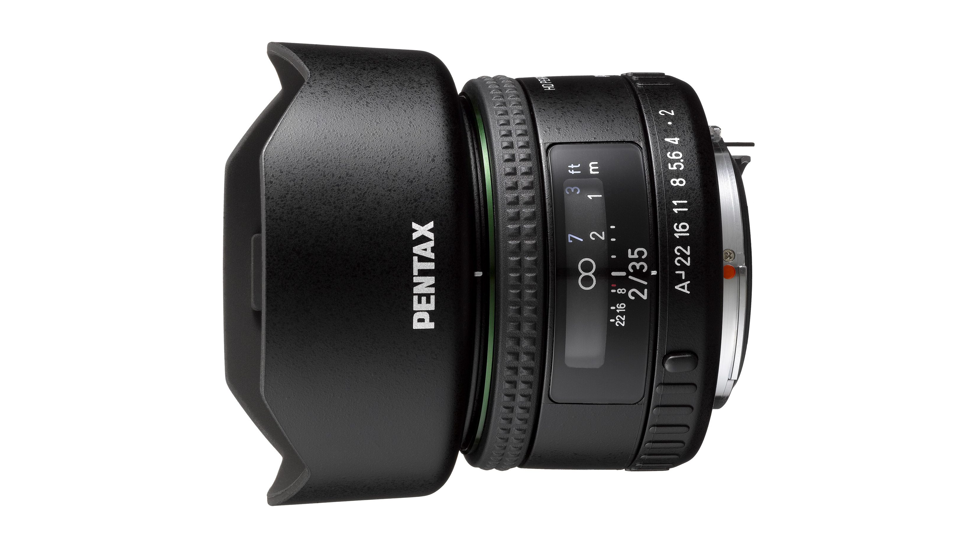 Pentax FA 35mm F2 – classic wide-angle gets an HD facelift