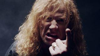 Megadeth Post American World video still