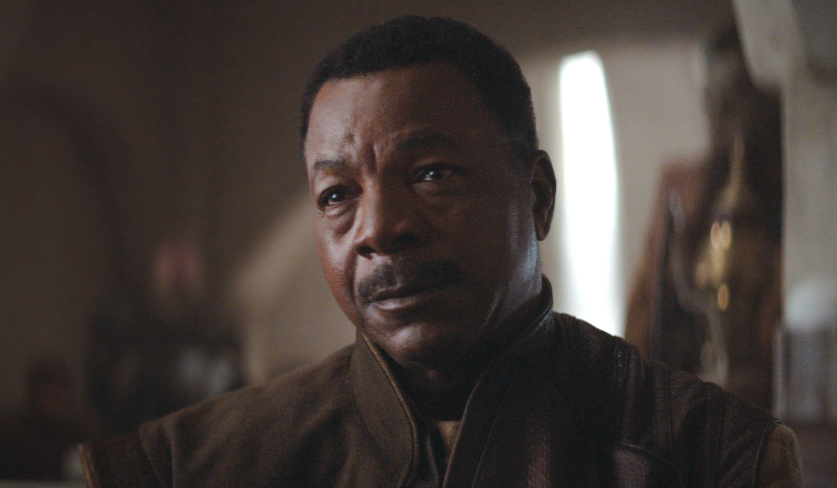 carl weathers' greef carga the mandalorian tv show