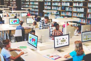 How technology can help improve education.