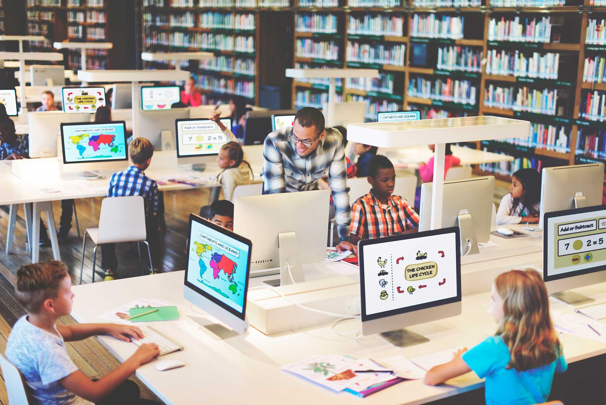 How technology can help improve education  | Tech & Learning