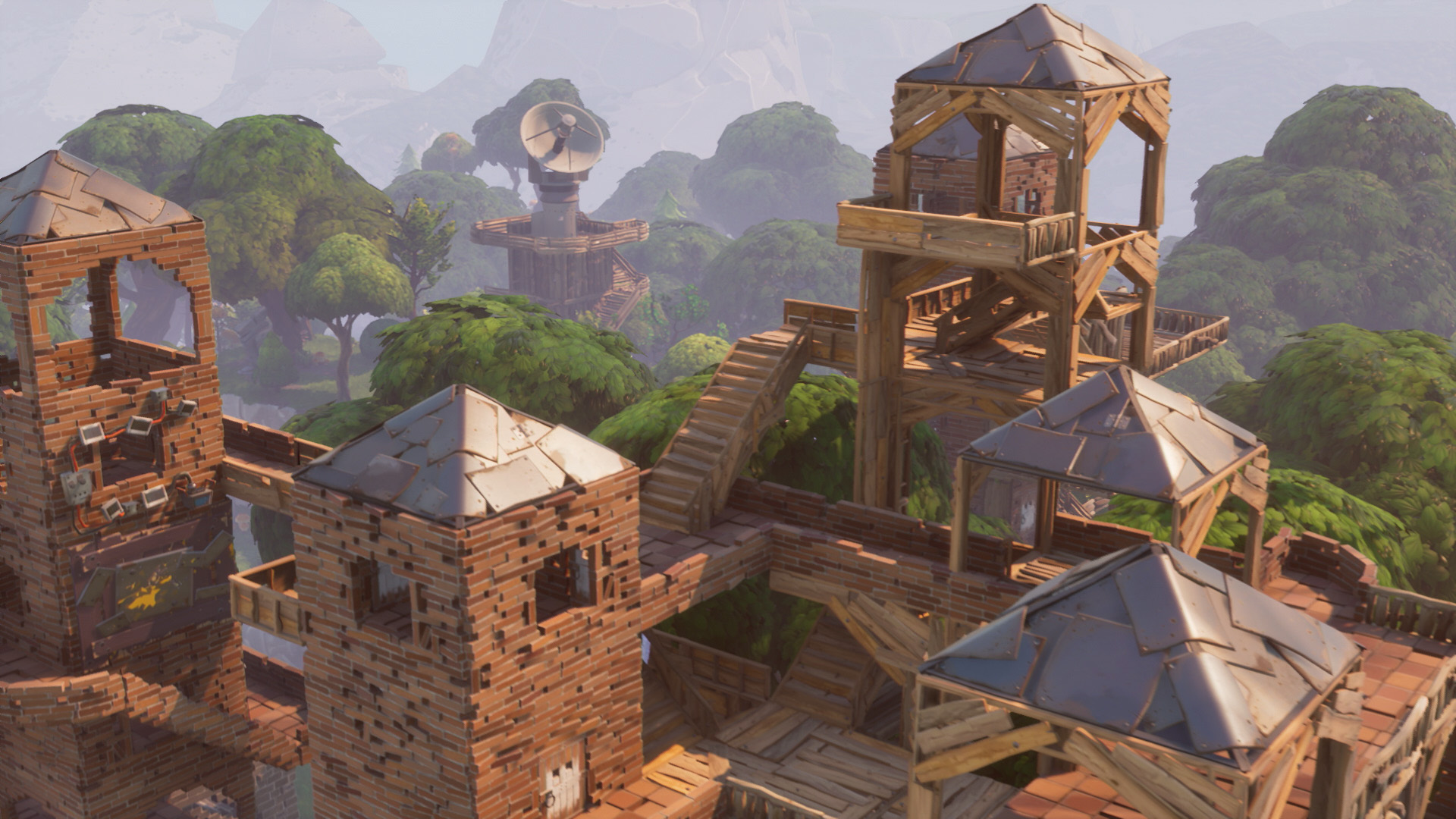 Portable Fort Sprouting Grenades Are Coming To Fortnite Pc Gamer