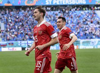 Russia Finland Euro 2020 Soccer