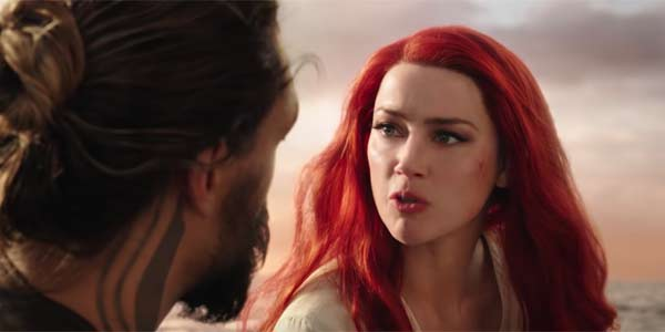 Arthur and Mera argue in aquaman
