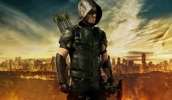 Arrow Season 4 light