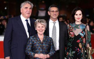 Downton Abbey star teases movie sequel