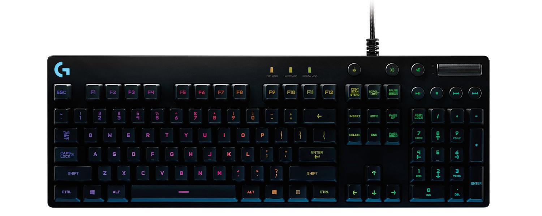74a8dc2a898 Logitech G810 Orion Spectrum Review — Keys to Success | Tom's Guide