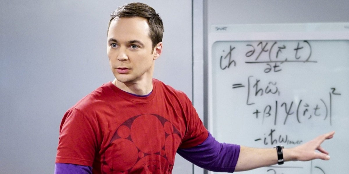 Sheldon Cooper The Big Bang Theory CBS