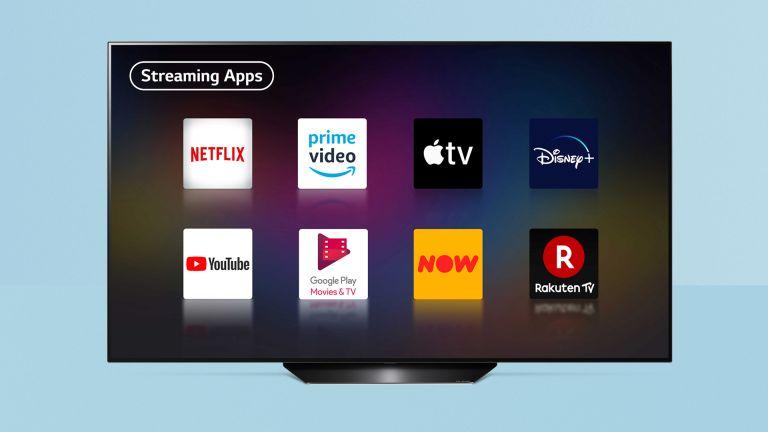 LG BX OLED 4K TV