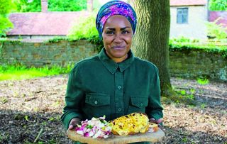 If you've ever wondered where the British food on your plate comes from, join Nadiya Hussain for a trip around the country, discovering where our produce is farmed and grown.